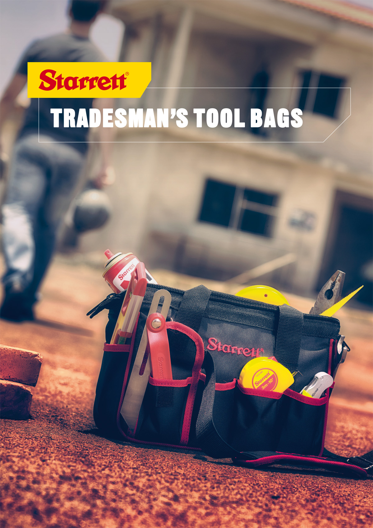 Starrett UK - Toolbags Brochure 2016 A4