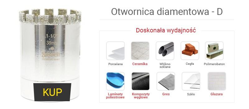 Otwornica diamentowa